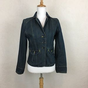 The Limited Denim Jacket Size Small